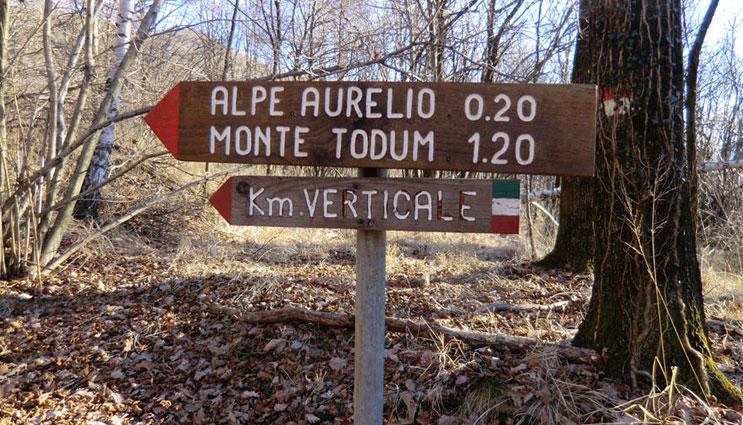 Il Kilometro Verticale a un passo da Villa Cresta!